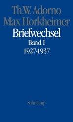 Briefwechsel 1927-1969 - Bd.1