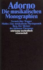 Die musikalischen Monographien