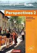 Perspectives: Kursbuch, m. Vokabeltaschenbuch; Bd.2
