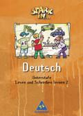 Stark in ... Deutsch, Unterstufe: Lesen und Schreiben lernen 2
