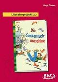Literaturprojekt 'Die Sockensuchmaschine'