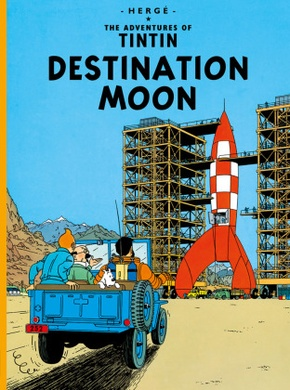 The Adventures of Tintin - Destination Moon