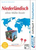 Assimil Niederländisch ohne Mühe heute: Lehrbuch, 4 Audio-CDs u. 1 CD-ROM