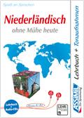 Assimil Niederländisch ohne Mühe heute: Lehrbuch u. 4 Audio-CDs