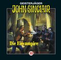 Geisterjäger John Sinclair - Die Eisvampire, 1 Audio-CD