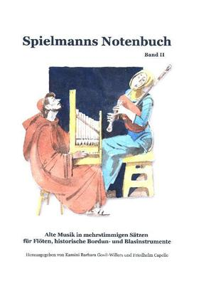 Spielmanns Notenbuch - Bd.2