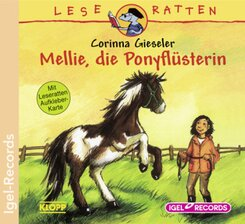 Mellie, die Ponyflüsterin, 1 Audio-CD