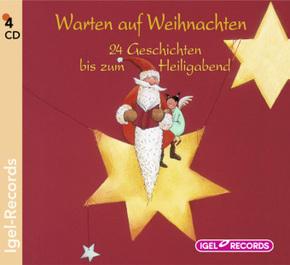 Warten auf Weihnachten, 4 Audio-CDs