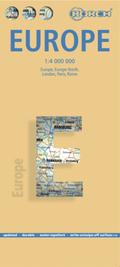 Borch Map Europe; Europa
