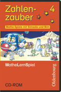 Zahlenzauber, 4. Jahrgangsstufe, 1 CD-ROM