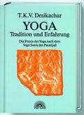 Yoga, Tradition und Erfahrung