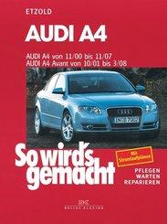 Audi A4, Audi A4 Avant