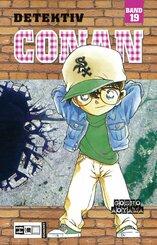 Detektiv Conan - Bd.19
