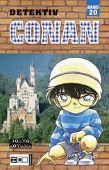 Detektiv Conan - Bd.20