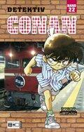 Detektiv Conan - Bd.22