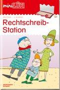 miniLÜK: Rechtschreib-Station, 4. Klasse