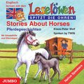 Stories About Horses, 1 Audio-CD - Pferdegeschichten, 1 Audio-CD, engl. Version