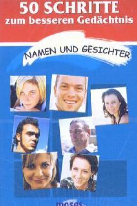 50 Schritte - Namen und Gesichter   ; Deutsch