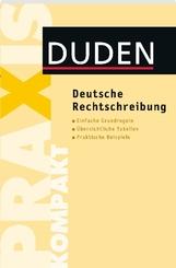 Duden - Deutsche Rechtschreibung