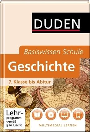 DUDEN Basiswissen Schule - Geschichte