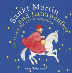 Sankt Martin und Laternenfest, 1 Audio-CD
