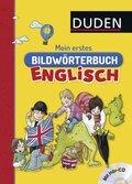 Duden - Mein erstes Bildwörterbuch Englisch, m. Audio-CD