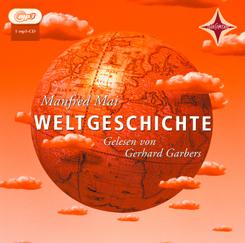 Weltgeschichte, 5 Audio-CDs