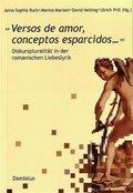 'Versos de amor, conceptos esparcidos'