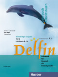Delfin, dreibändige Ausgabe: Lehr- und Arbeitsbuch, m. Audio-CD - Tl.2