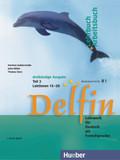 Delfin, dreibändige Ausgabe: Lehr- und Arbeitsbuch, m. Audio-CD - Tl.3