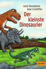 Der kleinste Dinosaurier