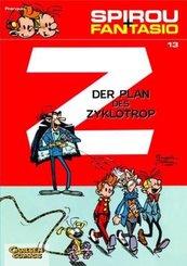 Spirou + Fantasio - Der Plan des Zyklotrop