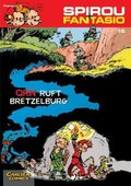 Spirou + Fantasio - QRN ruft Bretzelburg