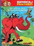 Spirou + Fantasio - Im Reich der roten Elefanten