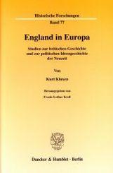 England in Europa.