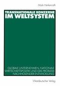 Transnationale Konzerne im Weltsystem