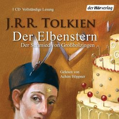 J.R.R. Tolkien - Der Elbenstern (1 Audio-CD)