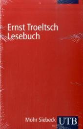 Ernst Troeltsch Lesebuch
