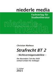 Strafrecht BT 2 - Bd.2