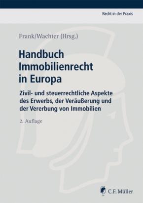 Handbuch Immobilienrecht in Europa