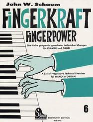 Fingerkraft - Fingerpower - H.6
