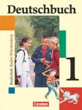 Deutschbuch, Realschule Baden-Württemberg: 5. Schuljahr, Sprach- und Lesebuch; Bd.1