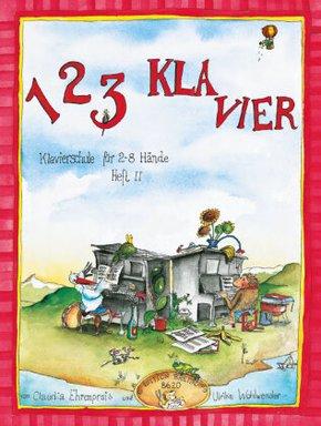 1 2 3 Klavier - H.2