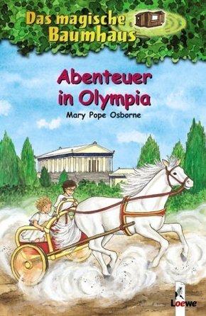 Das magische Baumhaus - Abenteuer in Olympia