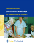 Professionelle Altenpflege