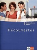 Découvertes: Grammatisches Beiheft, 1. Lernjahr; Bd.1