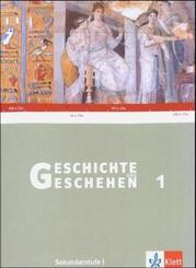 Geschichte und Geschehen, Neu, Ausgabe Baden-Württemberg: 6. Schuljahr