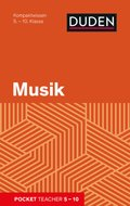 Musik, Kompaktwissen Klasse 5-10