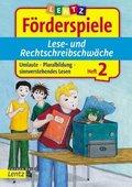 Lese-und Rechtschreib-Schwäche - H.2