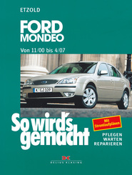 Ford Mondeo ab 11/00